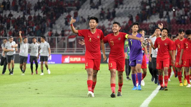 Foto: Laga Timnas U-16 vs China Berakhir Imbang (480097)