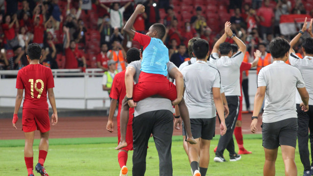 Foto: Laga Timnas U-16 vs China Berakhir Imbang (480127)