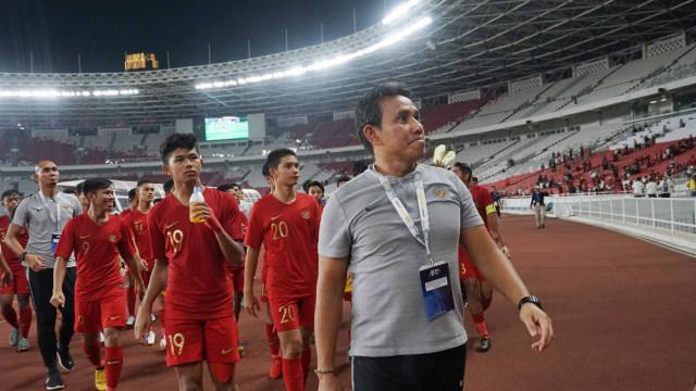 Foto: Laga Timnas U-16 vs China Berakhir Imbang (480133)