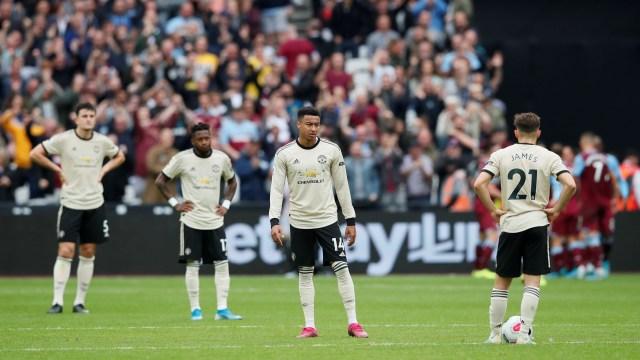 Manchester United: Lini Serang Tumpul, Lini Pertahanan Kacau (22145)