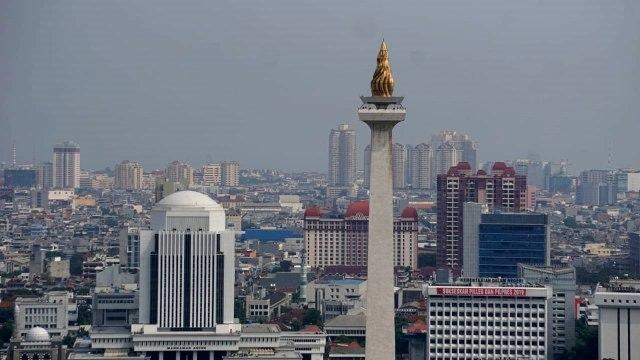 BMKG: Waspadai Potensi Angin Kencang di Jakarta Senin Siang Ini (147965)