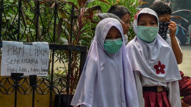 LIPSUS, DARURAT ASAP, Rumah Singgah Korban Asap di Pekanbaru, Riau