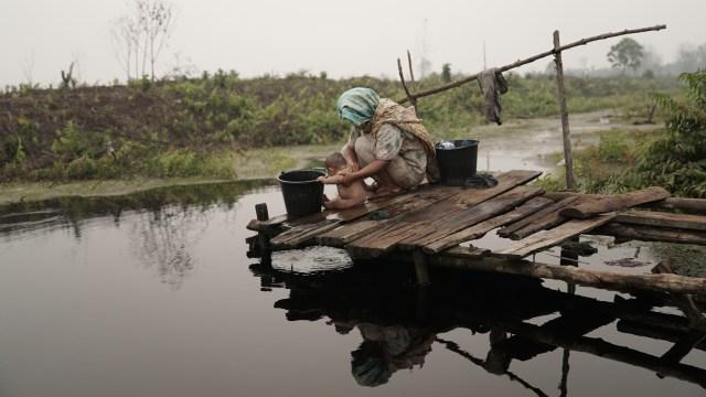 LIPSUS, Asap karhutla di Riau