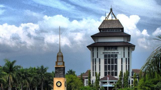 Ada Ajakan Demo di DPRD Kota Malang, Rektor UB: Fitnah  (1237560)