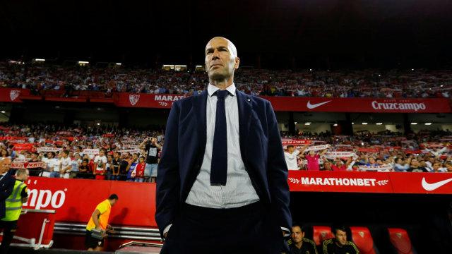 Zinedine Zidane Segera Tinggalkan Real Madrid (32908)