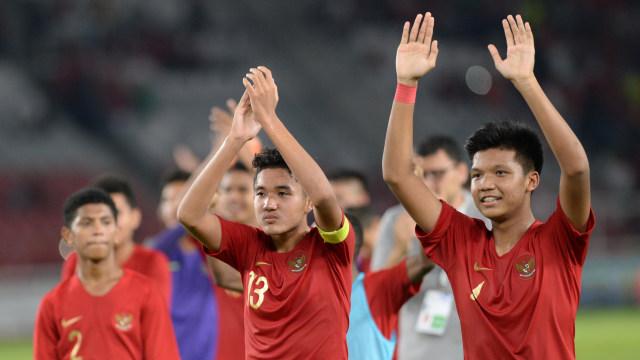 Undian Piala Asia U-16: Timnas U-16 Masuk Grup Neraka (1119962)