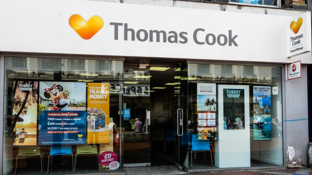 Thomas Cook (COVER)