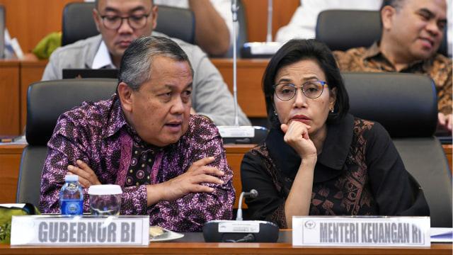 Singapura Resesi, Sri Mulyani Beberkan Kondisi Ekonomi Indonesia (124866)