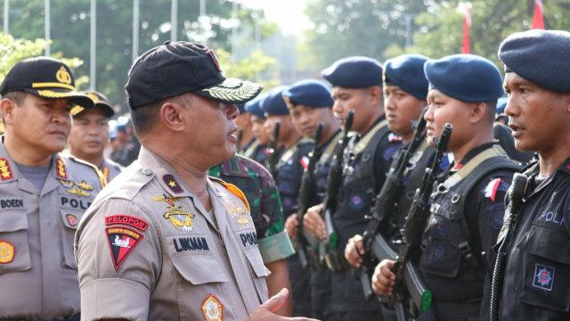 576 Personel Polisi Akan Amankan Pelantikan DPRD Sulteng (47746)