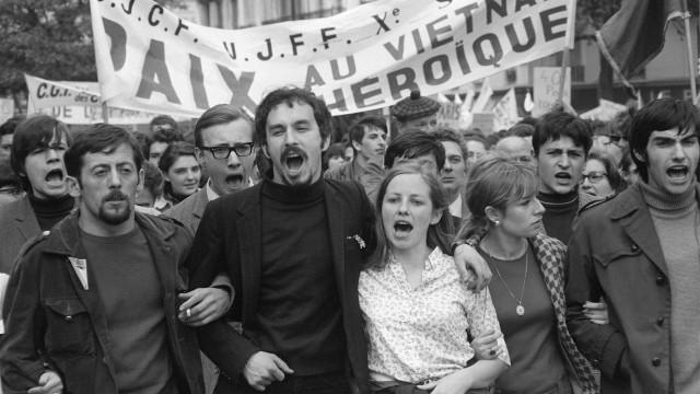 Revolusi Perancis 1968