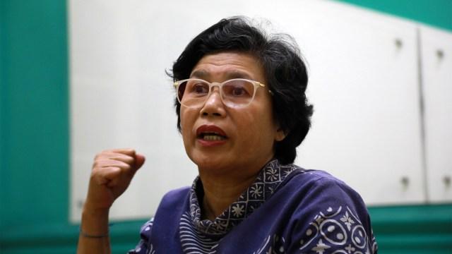 Wawancara Lili Pintauli: OTT Tak Akan Jadi Prioritas KPK (1185905)