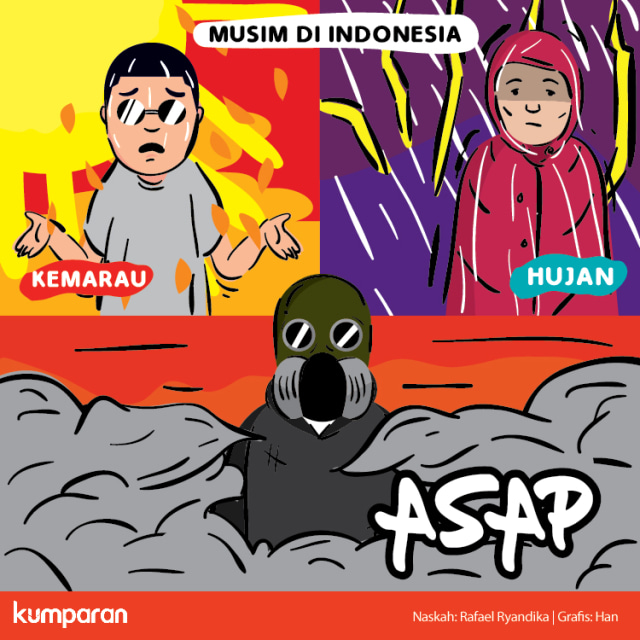 Musim Asap di Indonesia (9351)