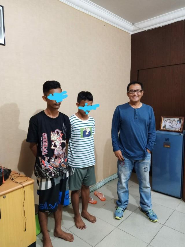 Dua Pemuda Begal, Berhasil Diringkus Polsek Sekupang Batam (372570)