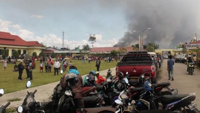 Kerusuhan di Wamena