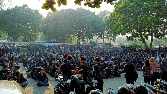 800 Mahasiswa Unpad ke Jakarta