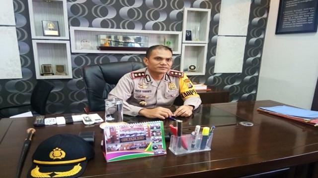 Dua Polisi di Bengkalis Jual Sabu 1 Kg (382944)