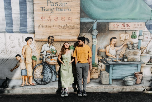 Manjakan Mata Lewat Wisata Visual di 6 Lokasi Mural Keren Singapura (1237143)