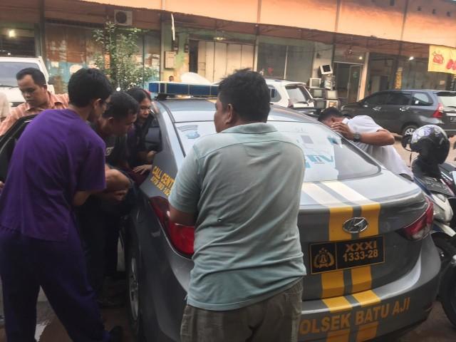 Kasus Begal di Mitra Mall, Masih Dilidik Polisi (371919)