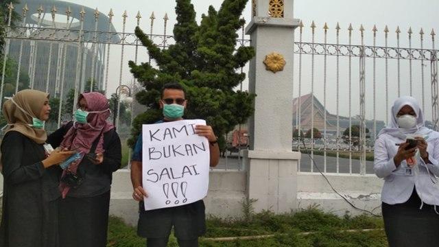 Darurat Asap, Malaysia Pulangkan Pelajar dan Mahasiswa di Riau  (100437)