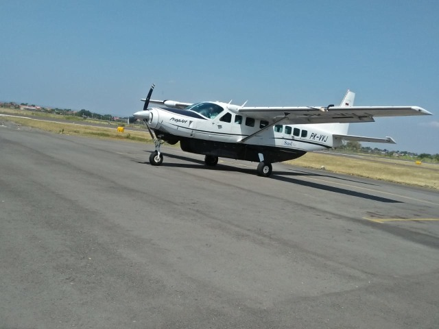 Penerbangan Sumenep-Pagerungan Resmi Beroperasi (599124)