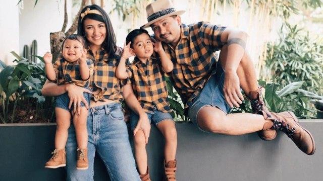 Si Kecil Genap Berusia 2 Tahun, Sharena Delon Galau soal Menyapih Anak (405215)