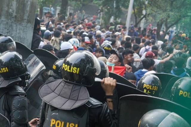 YLBHI: Ada 6.128 Korban Pelanggaran Kebebasan Berpendapat, 51 Tewas (278384)