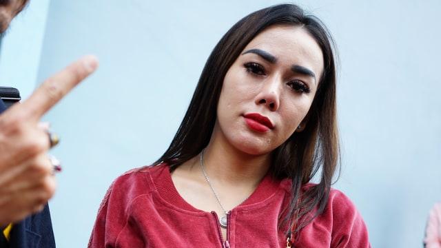 Terkait Laporan Bebby Fey, Dinar Candy Siap Jalani Proses Hukum (22031)