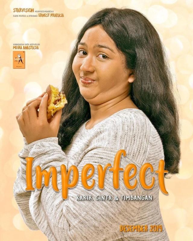 Kisah Jessica Mila Naik dan Turunkan Berat Badan demi 'Imperfect' (437483)