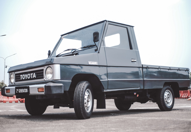 50 Tahun Toyota Indonesia: Dari Produsen Mobil Bak hingga Elektrifikasi (557207)