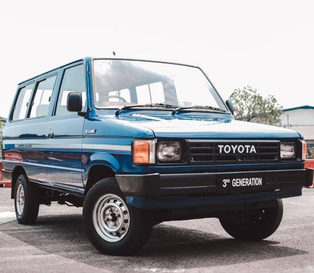 50 Tahun Eksistensi Toyota di Indonesia: Dari Kijang hingga Mobil Listrik (259296)