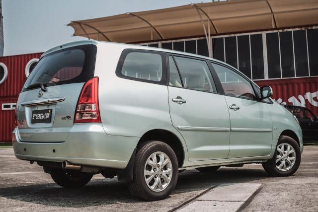 Berburu Toyota Innova Diesel Bekas Rp 150 Jutaan (33197)