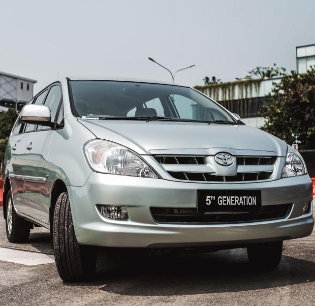 50 Tahun Eksistensi Toyota di Indonesia: Dari Kijang hingga Mobil Listrik (259297)