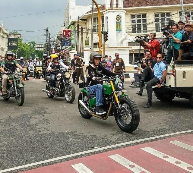 LIPSUS, Tren Sneakers Lokal, BRODO, Presiden Joko Widodo