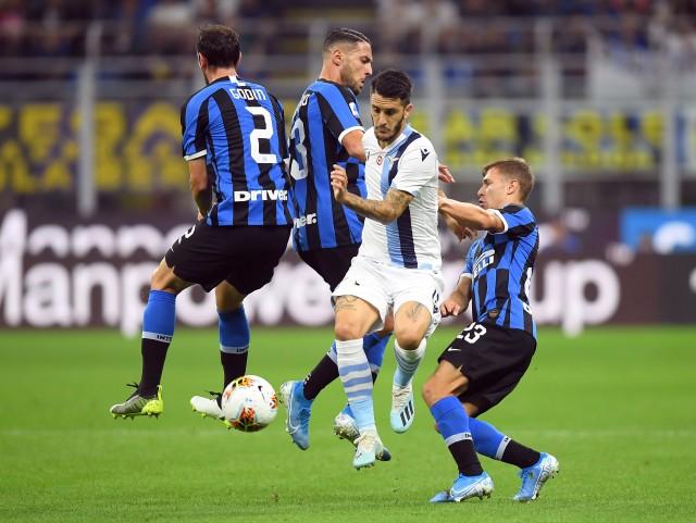 Laga Inter vs Lazio. Bukan Cover
