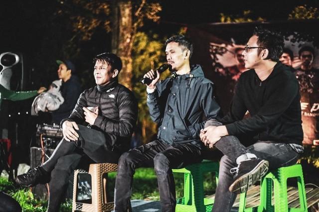 Yovie Widianto dan NOAH Sumbang Hasil Konser untuk Korban Karhutla (95701)