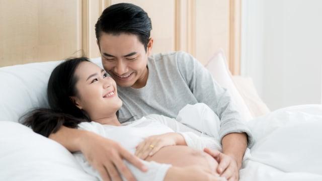 Berhubungan Seks saat Hamil, Kapan Aman Dilakukan? (77534)
