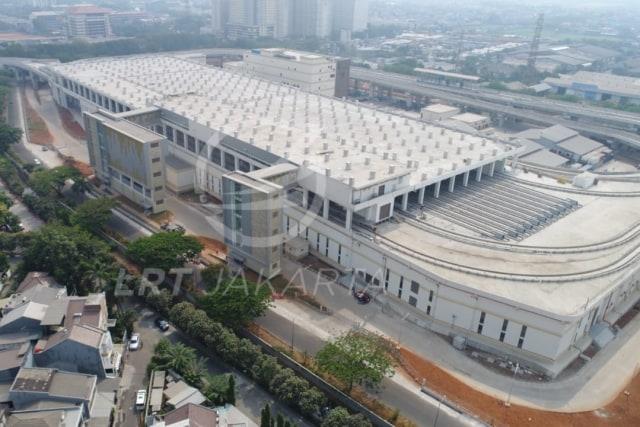 Stasiun Pegangsaan Dua Punya Fasilitas Depo LRT Jakarta (49761)