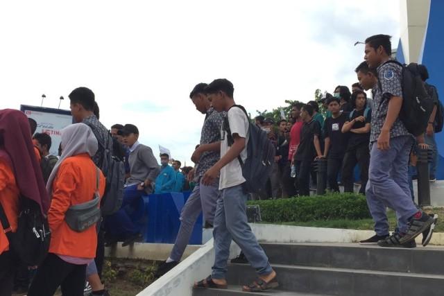 Mencegah Pelajar Demonstrasi (Lagi) (220709)