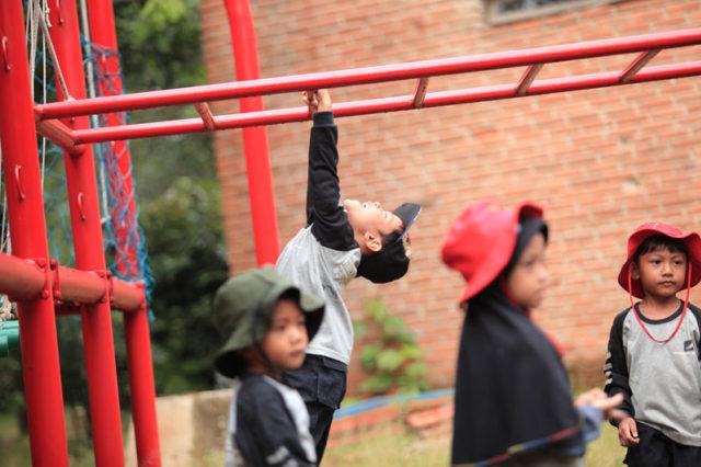 Sekolah Alam, Metode Pendidikan yang Fokus pada Kreativitas Anak (114001)