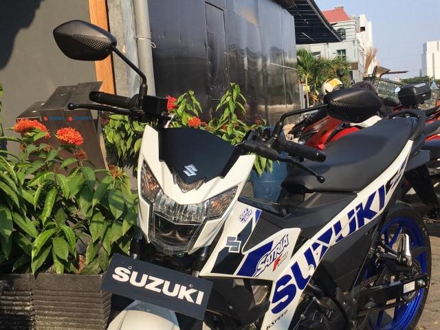 Kemenperin Godok Insentif Buat Industri Sepeda Motor, Harga Jadi Lebih Murah? (140298)