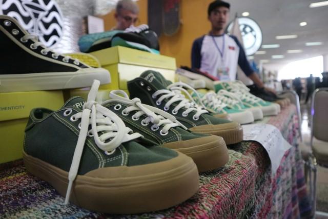 Geliat Sneaker Lokal di Pasar Nasional (11111)