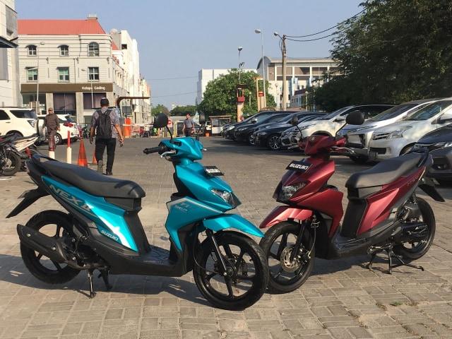 Harga Motor Matik 110 Cc Akhir Juli 2020, Termurah Rp 13 Jutaan (136400)