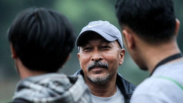 Timnas U-19 Indonesia menjalani pemusatan latihan