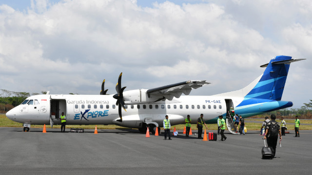 Bandara Pindah ke Kulon Progo, Adisutjipto Hanya Layani Pesawat Baling-baling (393985)