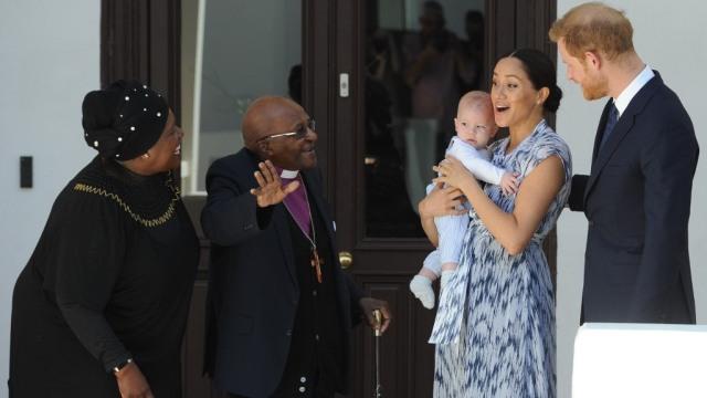 Kunjungan Pangeran Harry, Meghan Markle, dan Archie Harrison ke Afrika Selatan