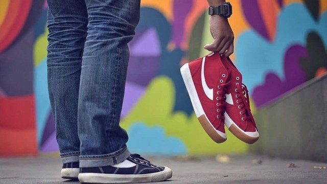 Sneaker Compass
