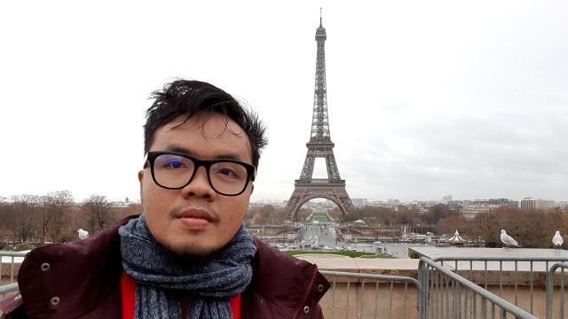 LIPSUS MOBILEMOON, Riski Kurniawan, solo traveling