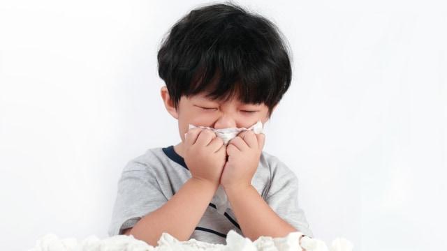 Anak Mimisan, 4 Hal Ini Bisa Jadi Penyebabnya (5)