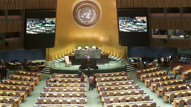 Di Sidang PBB, Indonesia Kecam Tindakan Provokatif Vanuatu soal Papua (393650)