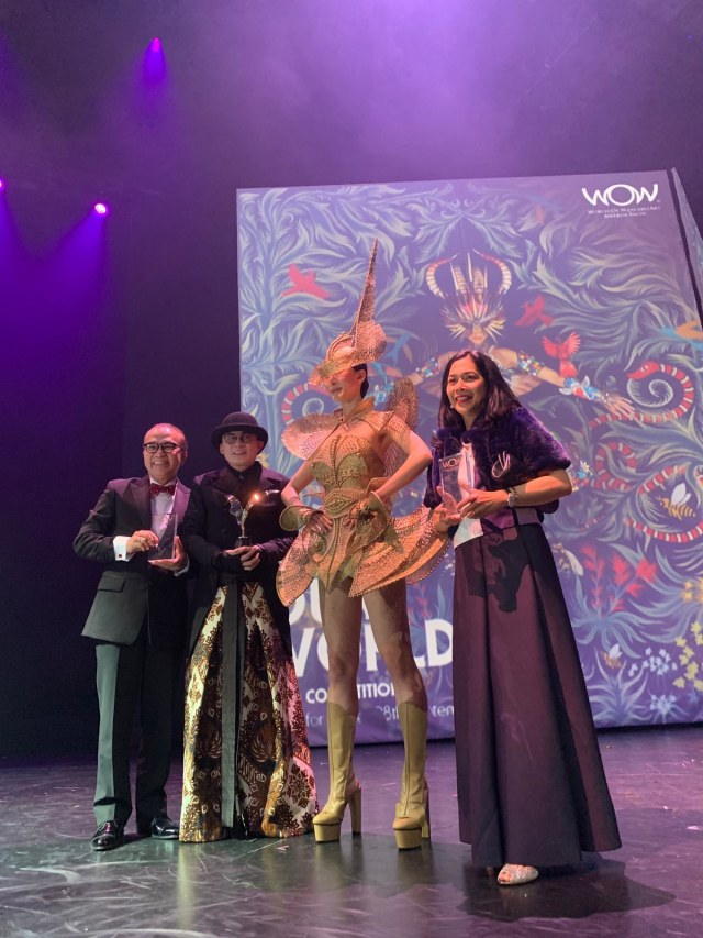 Rinaldy Yunardi Menang Kompetisi Desain WOW 2019 di Selandia Baru (42976)